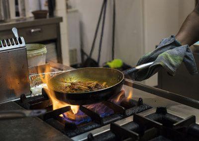 cocina italiana en Valencia