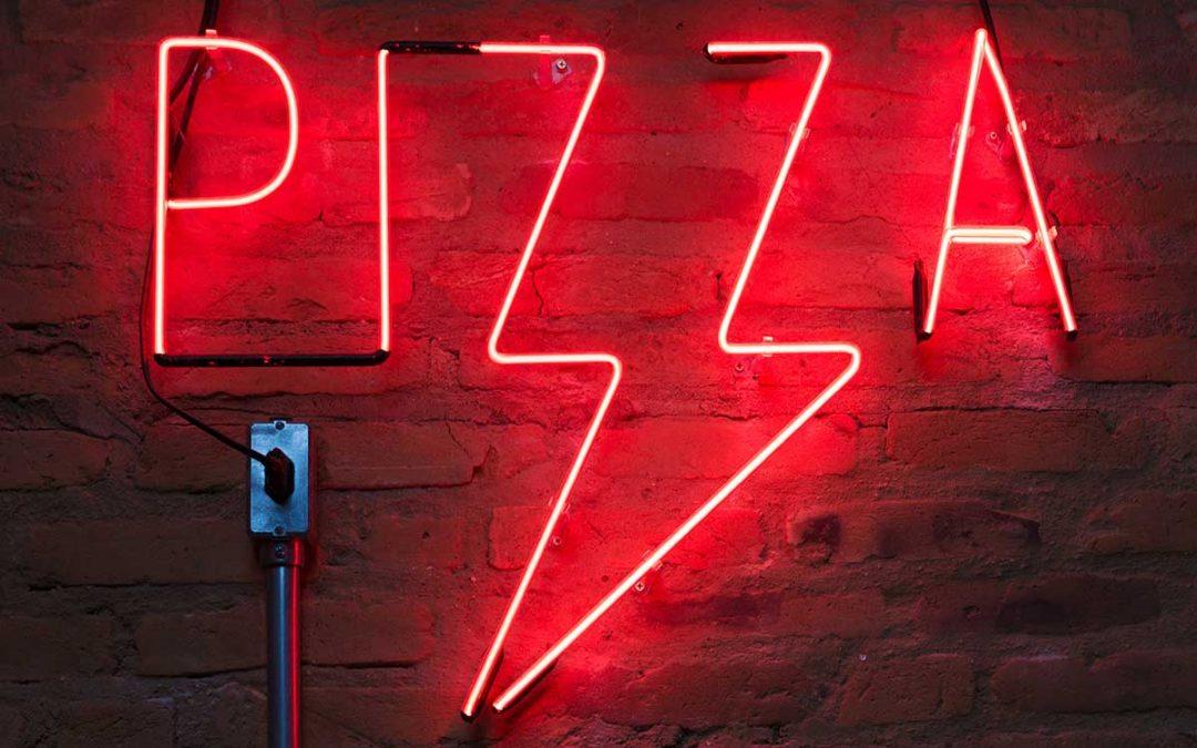 origen de la pizza