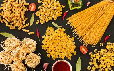 Tipos de pastas y salsas: ¿cómo combinarlas?