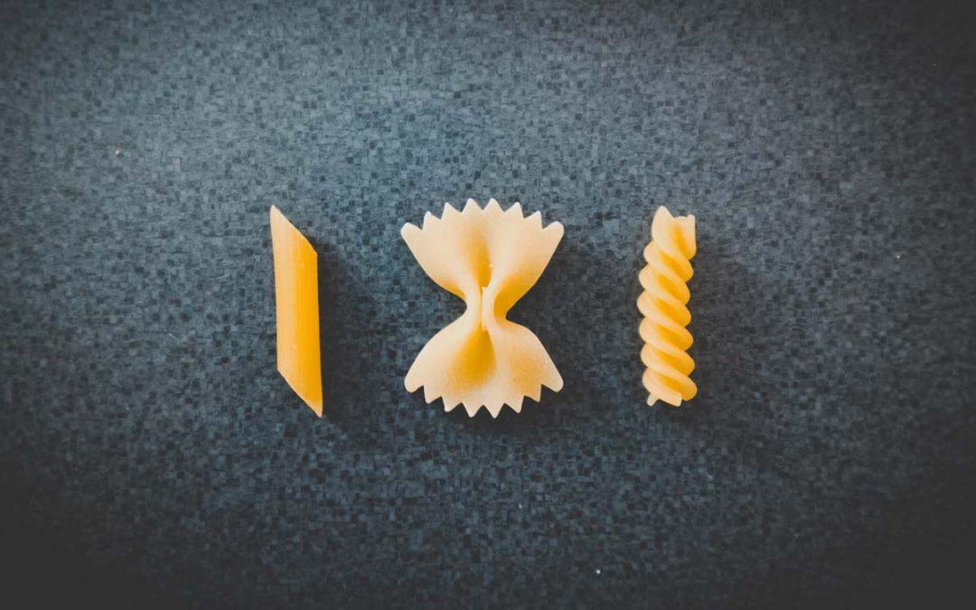 Beneficios de la pasta