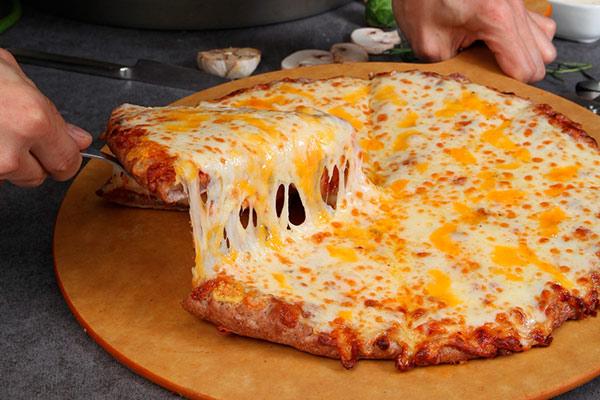 Quesos para pizza