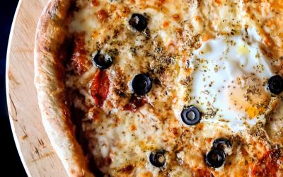 Pizza sin gluten: Te damos la receta
